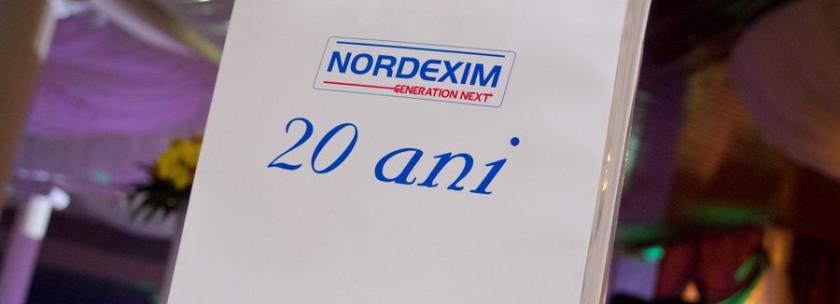 Nordexim 20 Ani